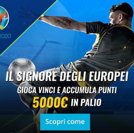 """Bonus Sport LoginBet: il """"GOAT"""" degli Europei"""