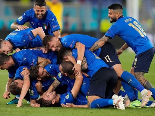 L'Italia campione d'Europa riparte dal Franchi contro la Bulgaria