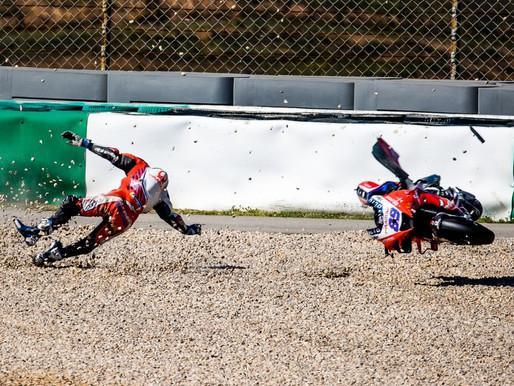 Moto GP: Rabat sostituirà l'infortunato Martin sulla Ducati Pramac