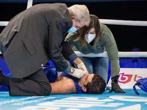 Mondiali giovanili di boxe: muore Rashed Al-Swaisat