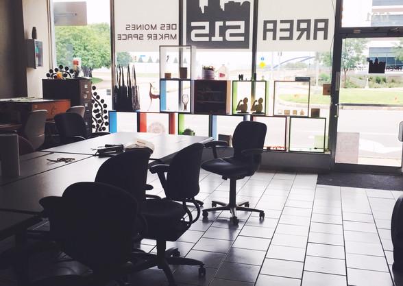 Area 515 Workspace