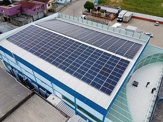 Energia Solar em Cristal - RS