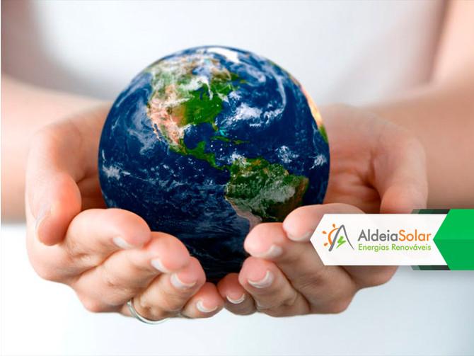 Viva num mundo melhor e economicamente sustentável. Confira!