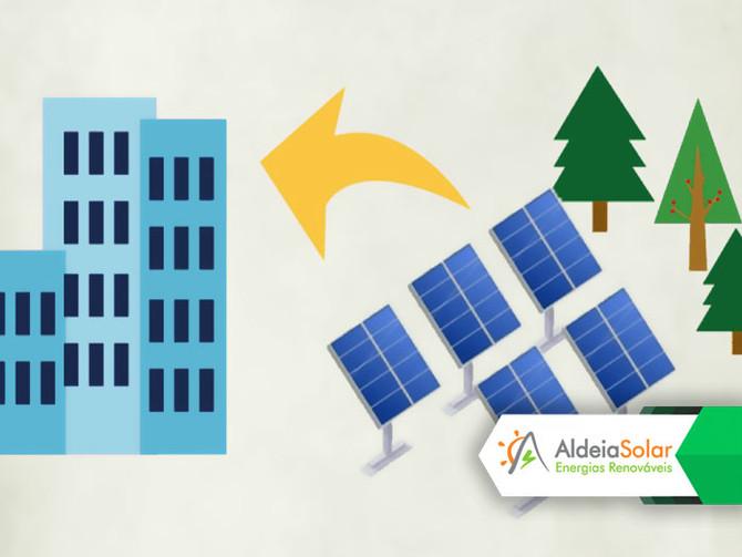 Você sabia que mesmo morando em um apartamento é possível desfrutar dos benefícios da Energia Solar?