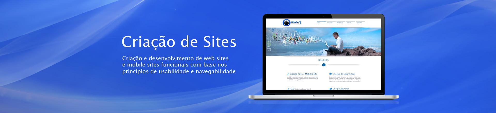 Studio1PhotoDesign Criação de sites