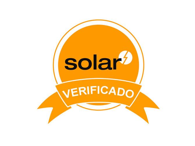 Selo Empresa Verificada Portal Solar