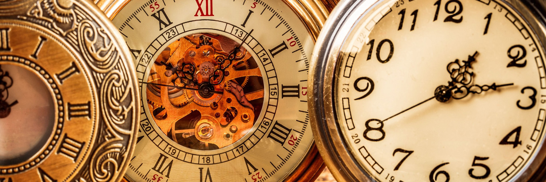 Conserto de Relógios Antigos