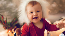5 razões para fazer ensaio fotográfico de Natal com seus filhos