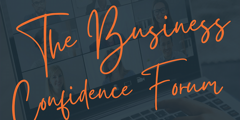 Business Confidence Forum