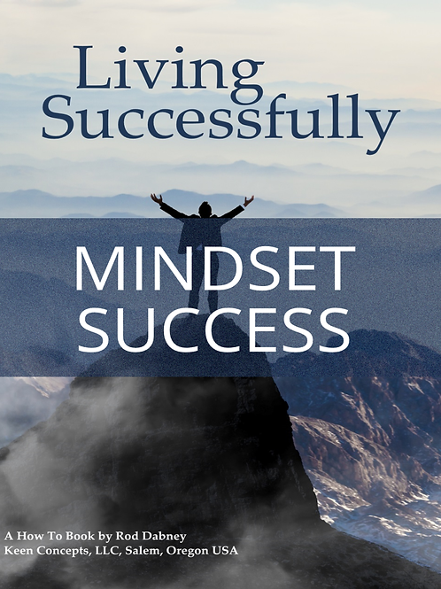 Mindset Success (Living Successfully eBook)