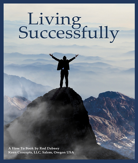 LIVING SUCCESSFULLY EBOOK