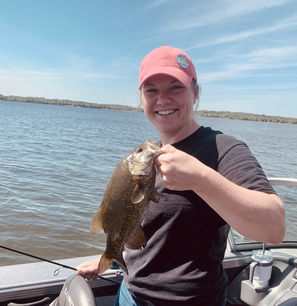 First Small Mouth!