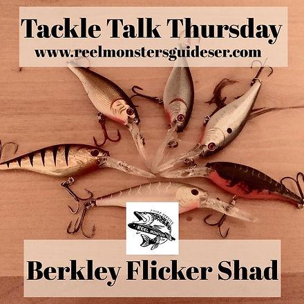 Berkley Flicker Shad Review