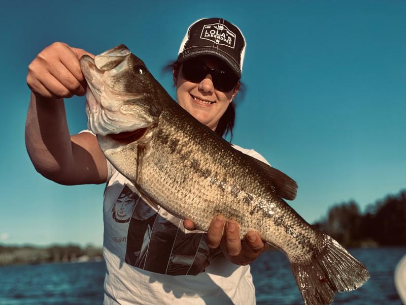 Lake X Large Mouth Bass