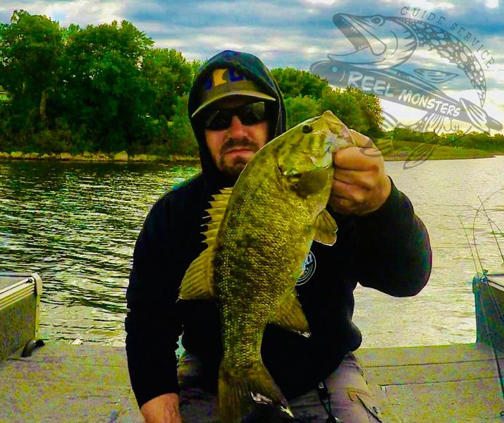 Lake Buffalo Small Mouth