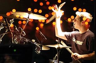 TJ Case Professional Drummer, TJ Case Online Drum Lessons