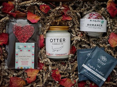 Give a Little Love - Original clear jar