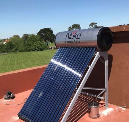 Termotanque Solar