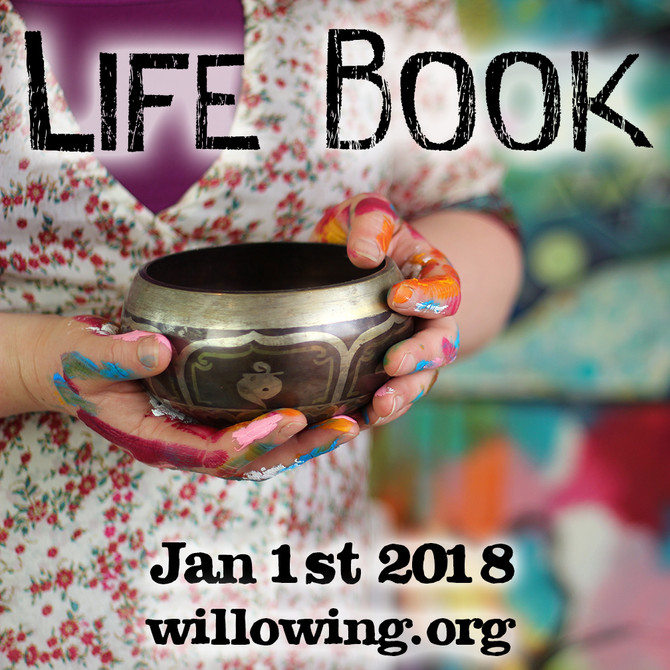 Life Book 2018 Blog Hop and Giveaway