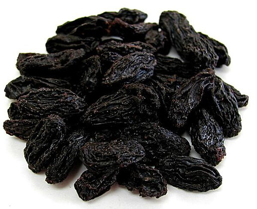Black Jumbo Raisin