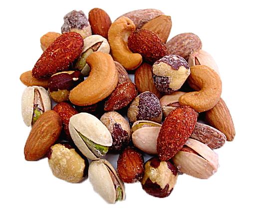 Super Mixed Nuts