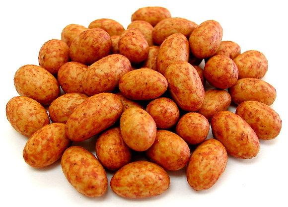 Crunchy Spicy Peanut