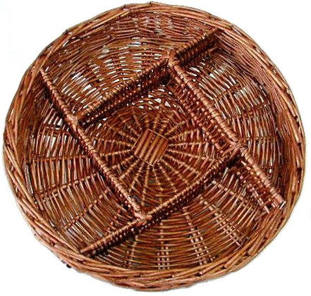 Brown Classic Basket