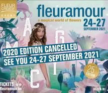 Fleuramour - Alden Biesen CANCELLED