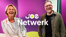 Op JOE FM, da's spannend seg....