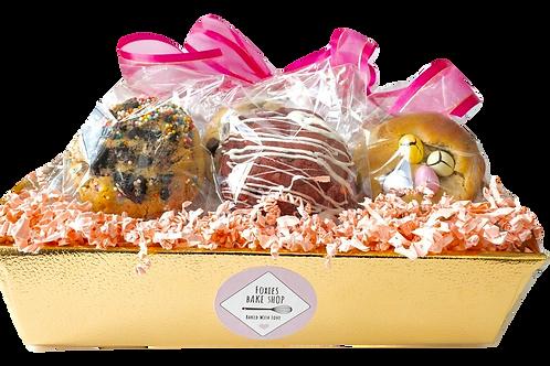 Medium Cookie Gift Basket