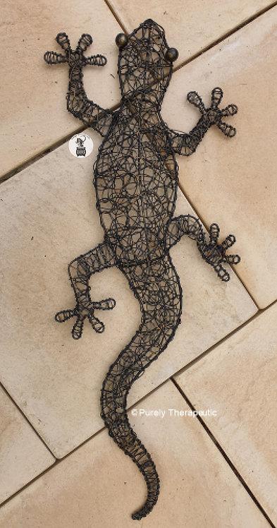 gold wire gecko