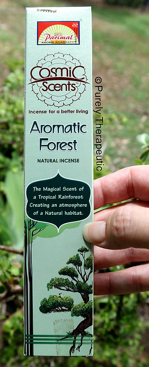 Aromatic Forest Incense Sticks
