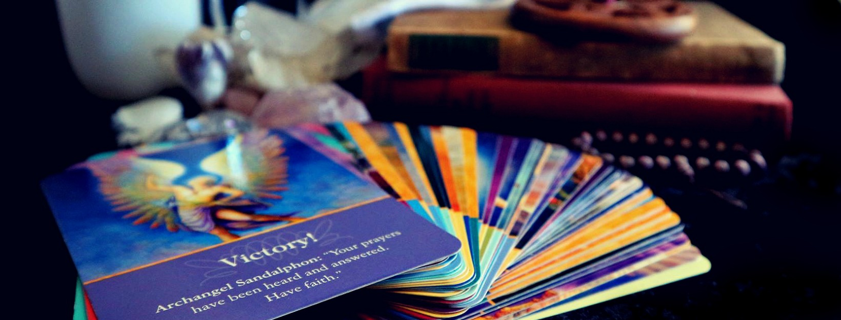 Tarot Oracle Card Decks