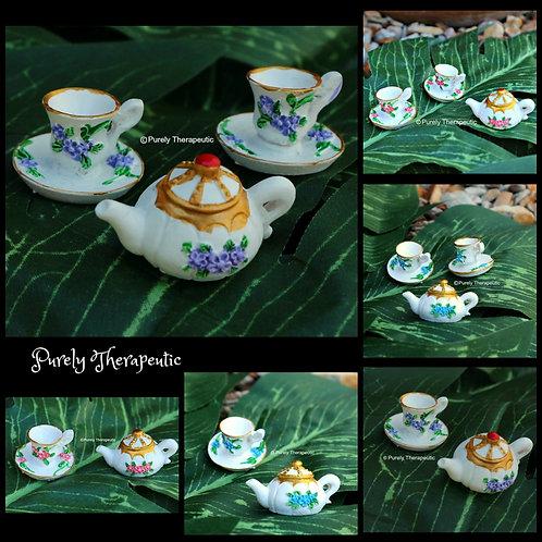 Teapot and Teacup Set