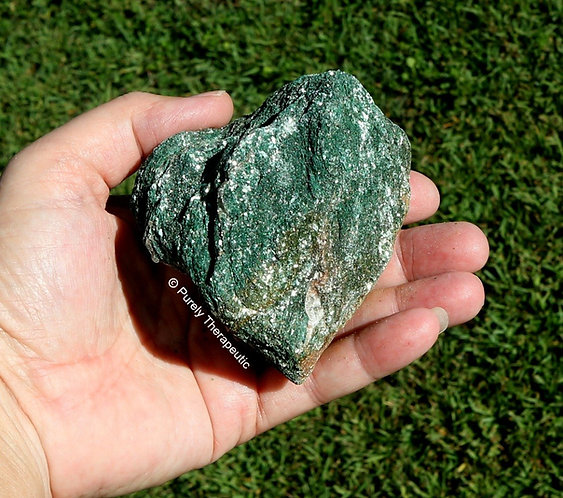 Fuchsite Raw Gemstone