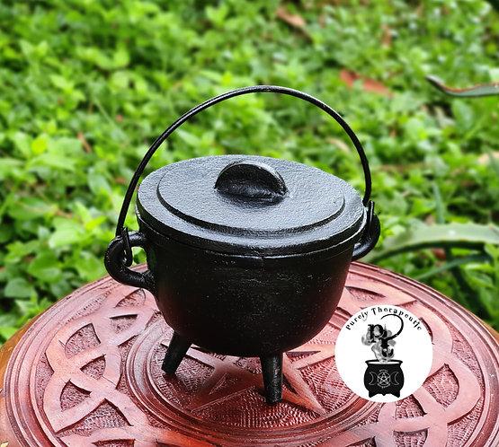 Cauldron Pot Cast Iron