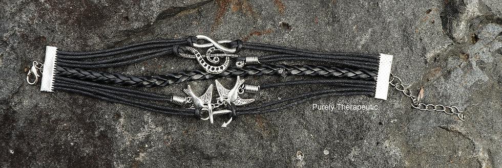 Multi Symbol Wristband