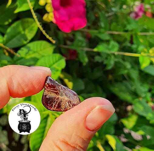 Garnet Polished Gemstone
