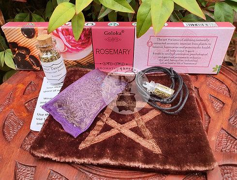 Rosemary Kit for Wicca Spells