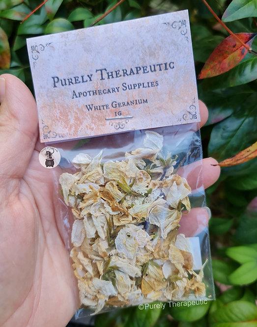 Apothecary_white_geranium_herbal_spells