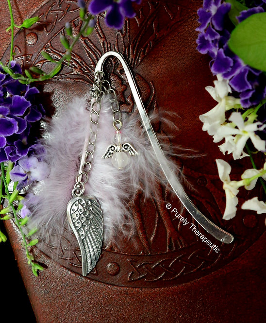 Guardian Angel Charms Bookmark