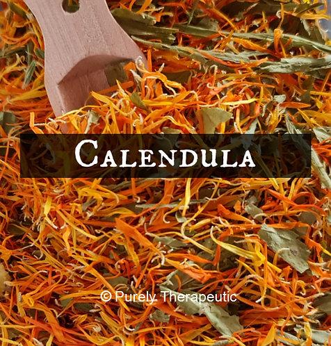 Calendula apothecary herb