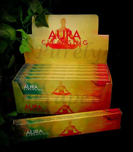 Aura Cleansing Premium Masala Incense Sticks~15g