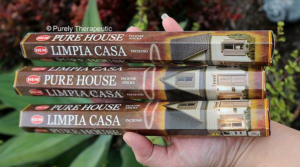 Hem Incense Sticks Pure House