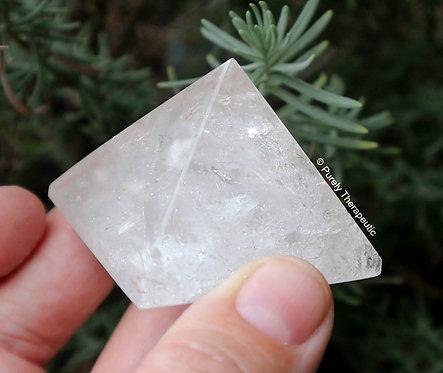 Polished Pyramid Gemstone