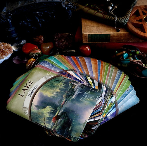Earth Magic Oracle tarot Card Reading
