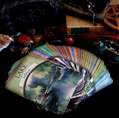 Earth Magic Oracle tarot Card Reading