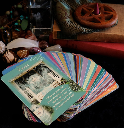 Angel Card Oracle Tarot Reading