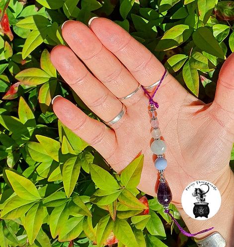 Meditation Gemstone String of Beads