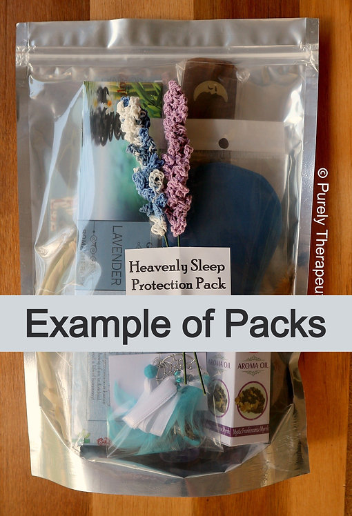 Heavenly Sleep Protection Kit Pack